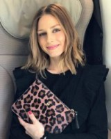 Olivia Palermo's perfect look! ~ celebrity hair and make-up