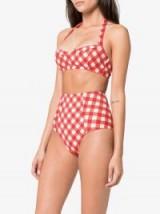 REFORMATION betty and mandalay bikini / retro swimwear