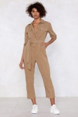 Nasty Gal Utility Slaying This Jumpsuit | utilitarian style