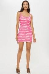 My Little Pony Pink Bodycon Dress