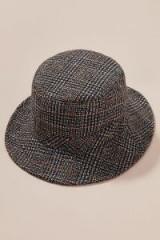 Becksondergaard Check-Print Bucket Hat / autumn accessory