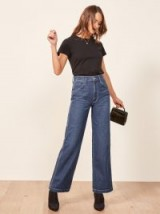 REFORMATION Max Jean Indio ~ high rise jeans