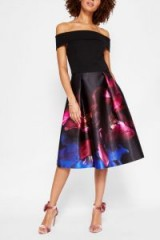 Ted Baker Kimey Impressionist Bloom Bardot Dress, Ted Baker Kimey dress