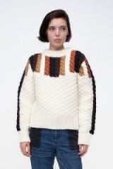 Sea Aspen Sweater – cosy chunky knit