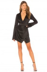 Chrissy Teigen X REVOLVE COCONUT CURRY MINI DRESS in Black – lbd