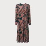 L.K. Bennett NOAH PINK EMBELLISHED DRESS – luxury occasion wear