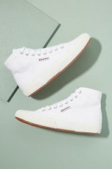 Superga 2795 Cotu Trainers in White | classic high top sneakers
