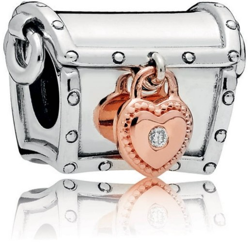 PANDORA ROSE LIMITED EDITION 2019 CLUB CHARM 787792D | Valentine's charms | Valentine gifts