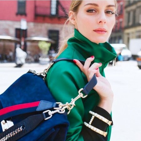 Olivia Palermo's street style…attention is paid to every detail