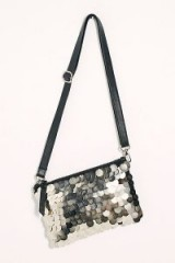 Cleobella Sparkle Paillette Belt Bag ~ large disc sequin bags