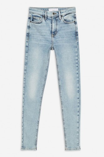 Topshop Grey Green Cast Jamie Jeans | ankle grazing skinnies