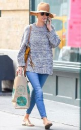 Nicky Hilton Rothschild ~ casual but still stylish