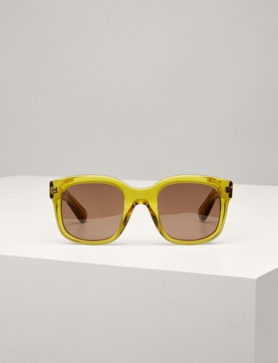 JOSEPH Westbourne Sunglasses in Dijon / chic vintage style square frames