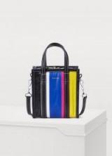 """Balenciaga XXS """"Bazar"""" shopping bag. SMALL MULTICOLOURED SHOPPER"""