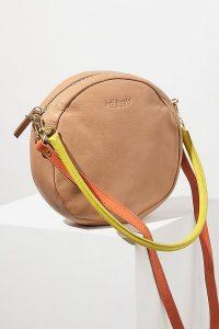 Indi & Cold Almendra Leather Bag in Brown | circular bags