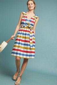Maeve Cricket Club Dress ~ vintage look summer event clothing