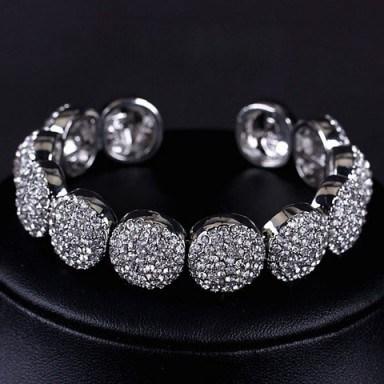 Crystal bracelet – Tutu's Jewellery - flipped