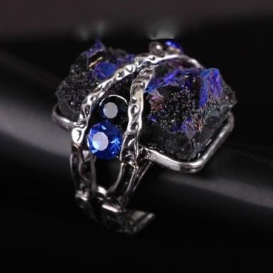 Dazzling Stone Ring – Tutu's Jewellery