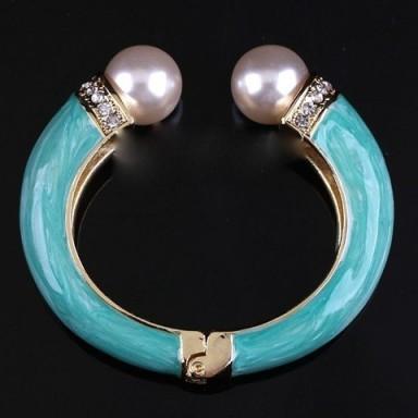Gold plate bangle – Tutu's Jewellery
