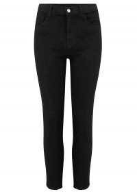The Dressing Room J BRAND RUBY HIGH RISE CROPPED CIGARETTE JEANS – VANITY