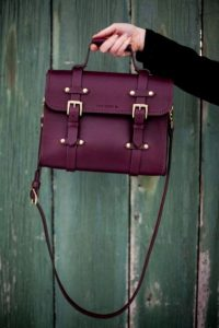 Love the color of this bag