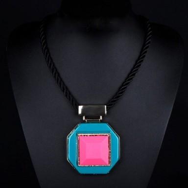 Medallion necklace – Tutu's Jewellery