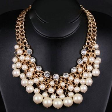 Pearl necklace – Tutu's Jewellery