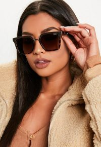 quay australia x jaclyn hill upgrade brown gold sunglasses ~ tortoiseshell sunnies