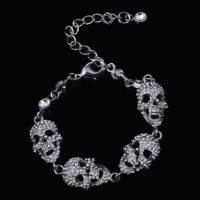 Skull bracelet – Tutu's Jewellery