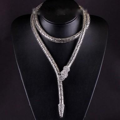 Snake necklace – Tutu's Jewellery