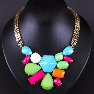 Stone choker – Tutu's Jewellery