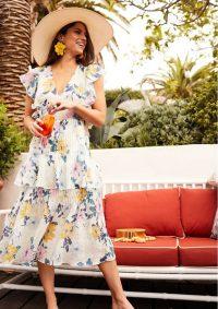 The Dressing Room TALULAH SWEET SOMETHING DRESS – VINTAGE LEMON