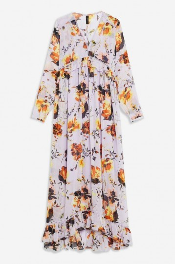 YAS Clara Maxi Dress / floaty romantic dresses