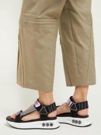 NICHOLAS KIRKWOOD NKP3 faux pearl-inlay leather flatform sandals | sporty summer flatforms