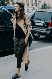 Effortless street style | chic French looks