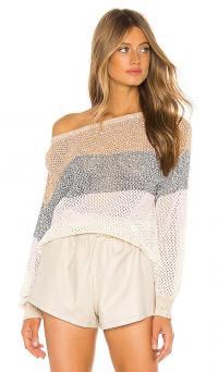 Joie Deroy B Sweater | open knit sweaters
