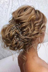 Perfect bridal updo | hairstyles