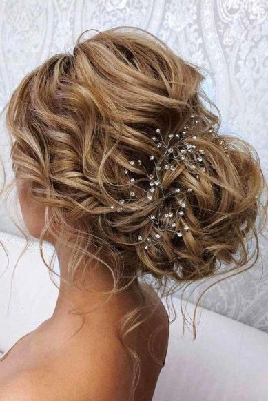 Perfect bridal updo | hairstyles - flipped