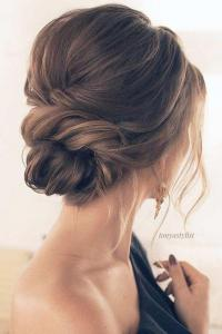 Wedding updo | bridal hair