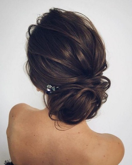 Occasion updo | hairstyles - flipped