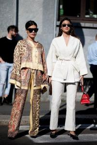 Chic street looks / stylish outfits