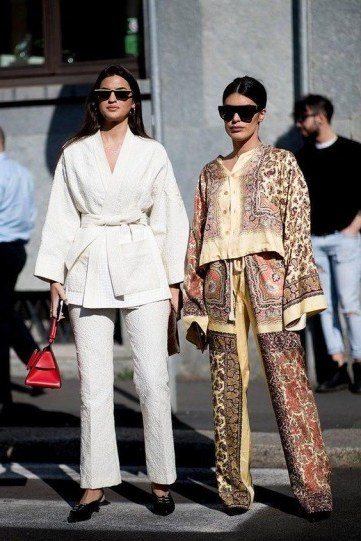 Chic street looks / stylish outfits - flipped