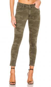 Sanctuary Social Standard Skinny Jean Prosperity Camo / camouflage denim skinnies