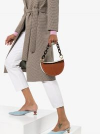 Yuzefi Doris Shoulder Bag | small colour block bags
