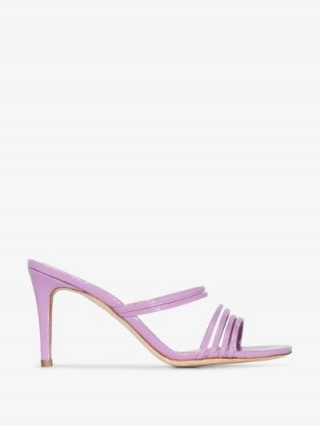 Kalda Pink Simon 85 Sandals / strappy mules