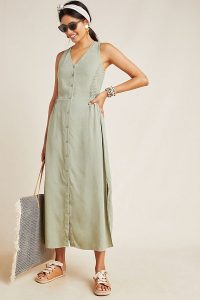 Cloth & Stone Matcha Maxi Dress
