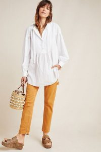 Maeve Lannie Textured Tunic