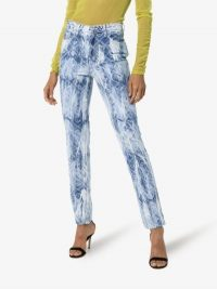 Jordache High Waist Acid Wash Jeans