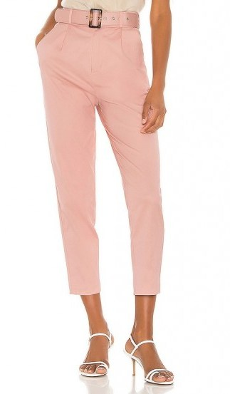 MAJORELLE Charles Pant Dusty Pink - flipped