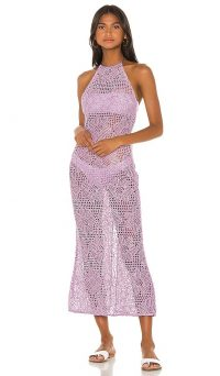 MAJORELLE Eddie Maxi Dress